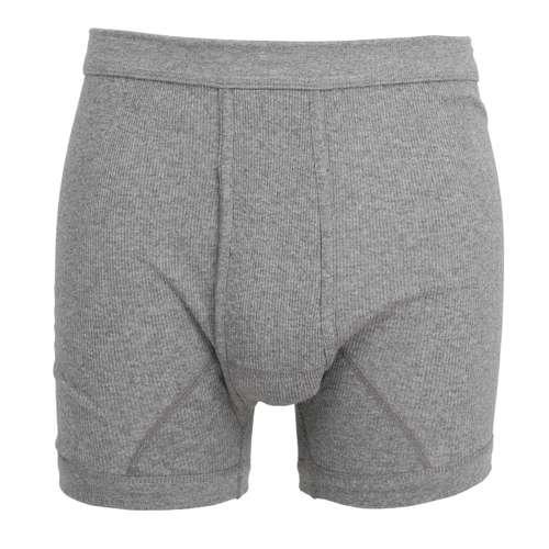CECEBA Herren Pants grau uni 1er Pack im 0° Winkel