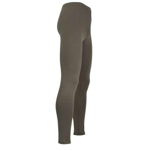 Bild von CECEBA Herren lange Unterhose grün uni 1er Pack 290° Ansicht