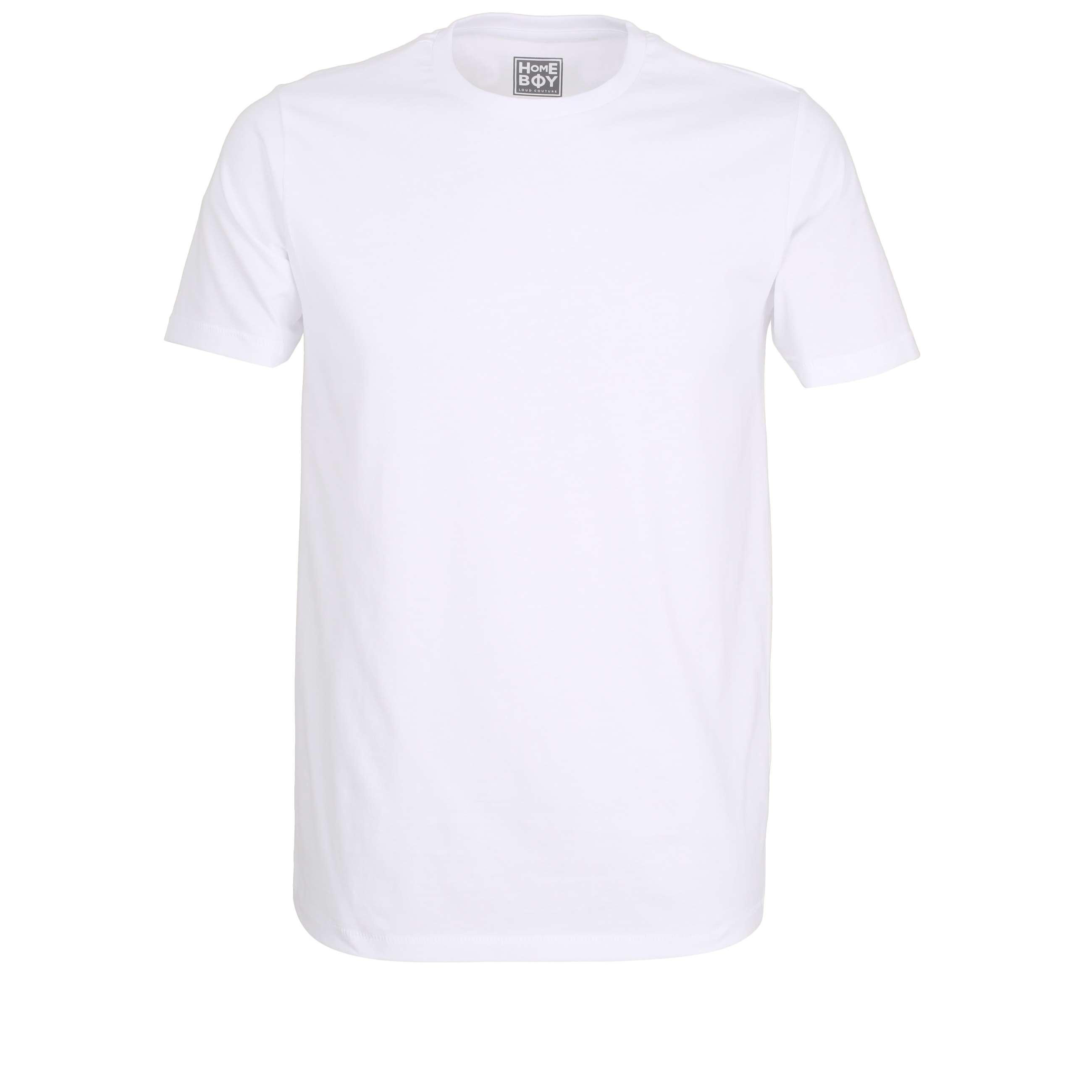 homeboy herren t shirt american shirt uni wei 2er pack. Black Bedroom Furniture Sets. Home Design Ideas