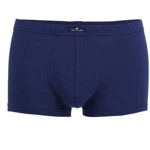 TOM TAILOR Herren Hip Pants blau uni 2er Pack im 0° Winkel