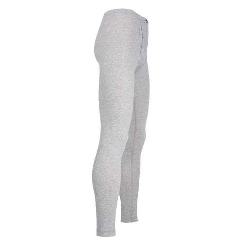 Bild von CECEBA Herren lange Unterhose grau melange 1er Pack 290° Ansicht