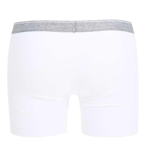 Bild von CECEBA Herren Long-Pants weiß uni 1er Pack 180° Ansicht