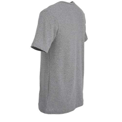 Bild von CECEBA Herren Unterhemd grau melange 1er Pack 120° Ansicht