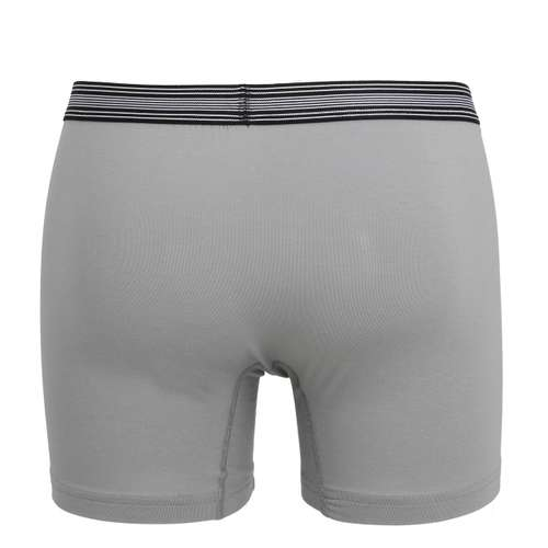Bild von CECEBA Herren Long-Pants grau uni 1er Pack 180° Ansicht