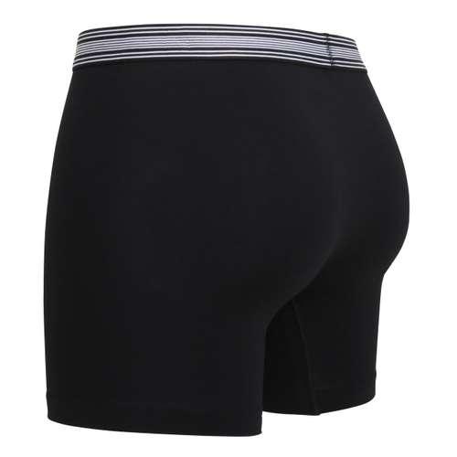 Bild von CECEBA Herren Long-Pants schwarz uni 1er Pack 120° Ansicht