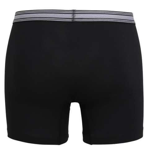 Bild von CECEBA Herren Long-Pants schwarz uni 1er Pack 180° Ansicht