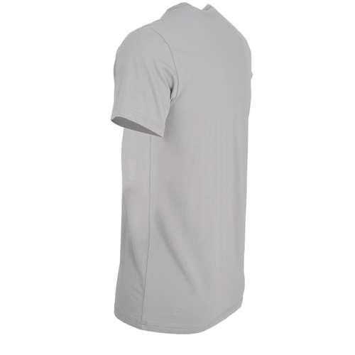 Bild von CECEBA Herren Unterhemd grau uni 1er Pack 120° Ansicht