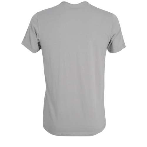 Bild von CECEBA Herren Unterhemd grau uni 1er Pack 180° Ansicht