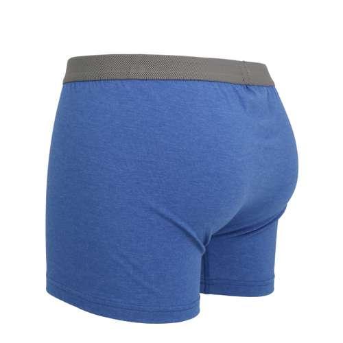 Bild von CECEBA Herren Pants blau melange 1er Pack 120° Ansicht