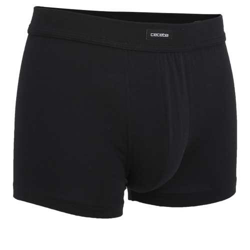 Bild von CECEBA Herren Pants schwarz uni 1er Pack 330° Ansicht