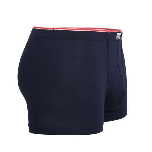 Bild von CECEBA Herren Pants blau uni 1er Pack 290° Ansicht