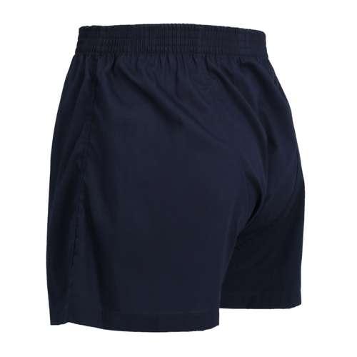 Bild von CECEBA Herren Boxershort blau uni 1er Pack 120° Ansicht
