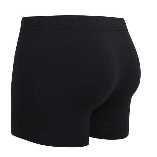 Bild von CECEBA Herren Pants schwarz uni 2er Pack 120° Ansicht