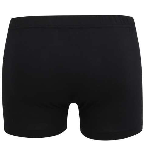 Bild von CECEBA Herren Pants schwarz uni 2er Pack 180° Ansicht