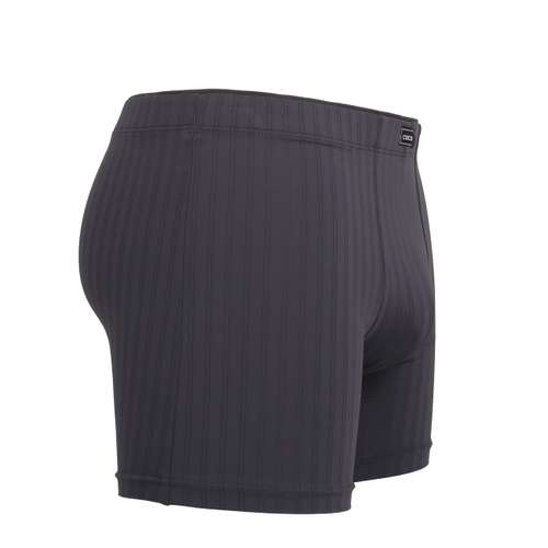 Bild von CECEBA Herren Long-Pants grau Struktur 1er Pack 290° Ansicht
