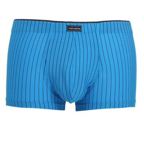Bild von CECEBA Herren Hip Pants blau längsgestreift 1er Pack 0° Ansicht