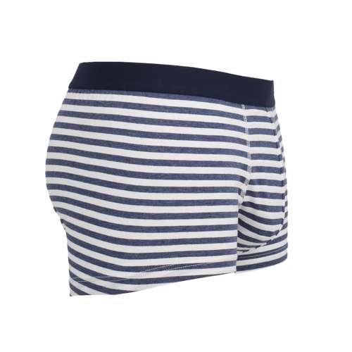 Bild von CECEBA Herren Hip Pants blau quergestreift 1er Pack 290° Ansicht