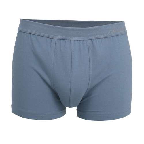 CECEBA Herren Pants blau uni 1er Pack im 0° Winkel