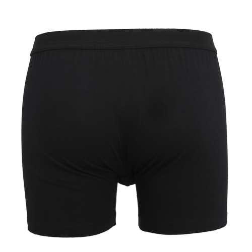 Bild von TOM TAILOR Herren Long-Pants schwarz uni 1er Pack 180° Ansicht