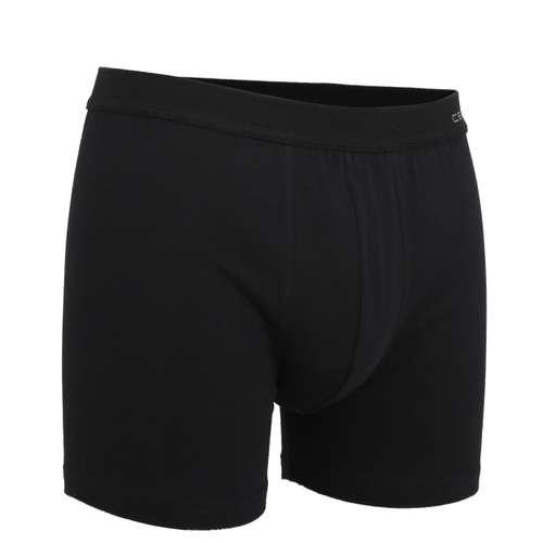 Bild von TOM TAILOR Herren Long-Pants schwarz uni 1er Pack 330° Ansicht
