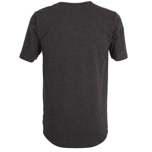 Bild von CECEBA Herren Unterhemd schwarz uni 1er Pack 180° Ansicht