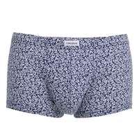 CECEBA Herren Short-Pants blau bedruckt 1er Pack