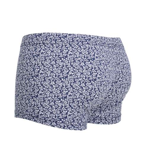 Bild von CECEBA Herren Short-Pants blau bedruckt 1er Pack 120° Ansicht
