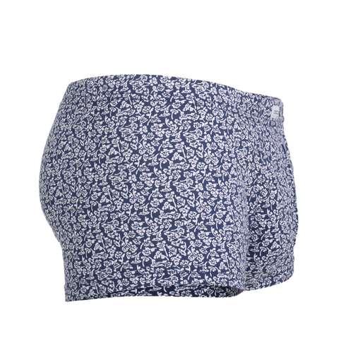 Bild von CECEBA Herren Short-Pants blau bedruckt 1er Pack 290° Ansicht