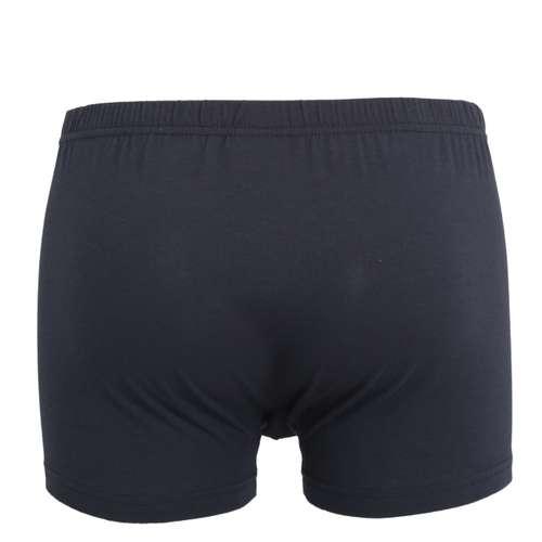 Bild von CECEBA Herren Pants blau uni 1er Pack 180° Ansicht