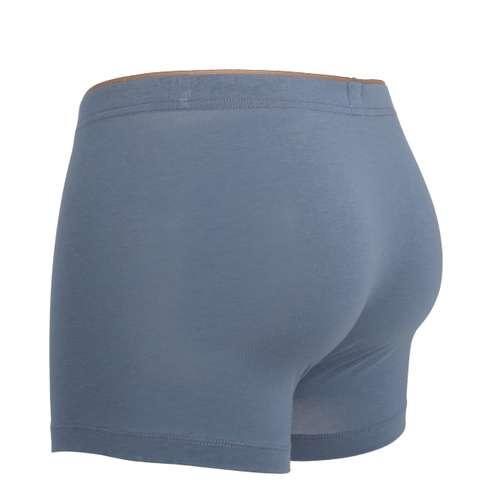 Bild von CECEBA Herren Pants blau uni 1er Pack 120° Ansicht
