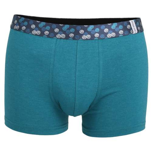 CECEBA Herren Pants grün melange 1er Pack im 0° Winkel