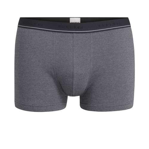 CECEBA Herren Pants blau melange 1er Pack im 0° Winkel