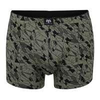 CECEBA Herren Pants grün bedruckt 1er Pack