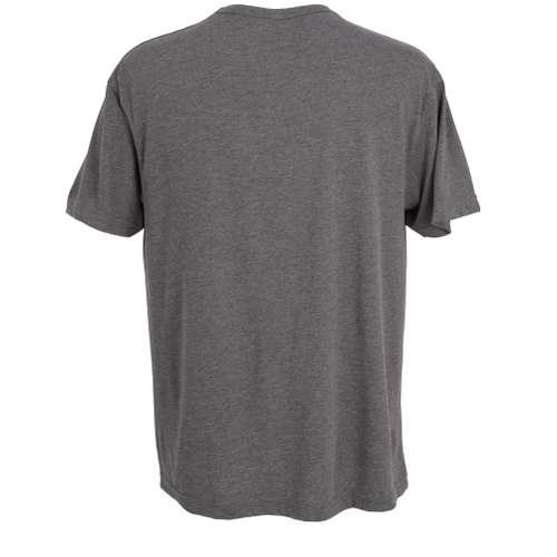 Bild von CECEBA Herren T-Shirt grau melange 1er Pack 180° Ansicht