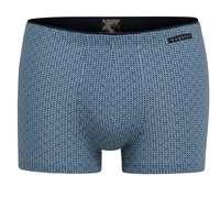 BUGATTI Herren Pants blau bedruckt 1er Pack