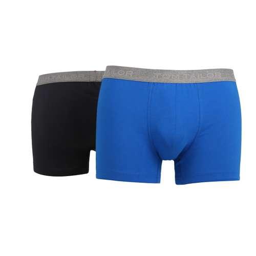 Bild von TOM TAILOR Herren Pants blau uni 2er Pack 0° Ansicht