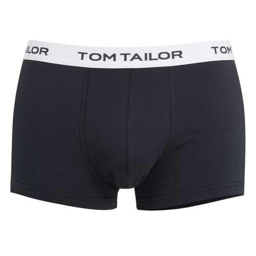 TOM TAILOR Herren Hip Pants grau uni 1er Pack im 0° Winkel