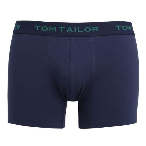 Bild von TOM TAILOR Herren Pants blau uni 1er Pack 0° Ansicht