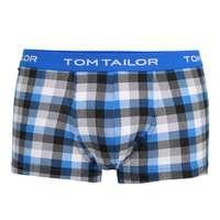TOM TAILOR Herren Hip Pants blau bedruckt 1er Pack