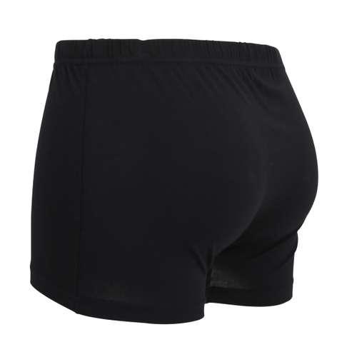 Bild von TOM TAILOR Herren Pants schwarz uni 2er Pack 120° Ansicht