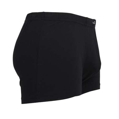 Bild von TOM TAILOR Herren Pants schwarz uni 2er Pack 290° Ansicht