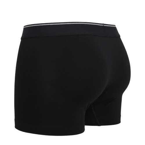 Bild von TOM TAILOR Herren Pants schwarz uni 1er Pack 120° Ansicht