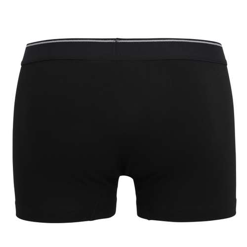 Bild von TOM TAILOR Herren Pants schwarz uni 1er Pack 180° Ansicht
