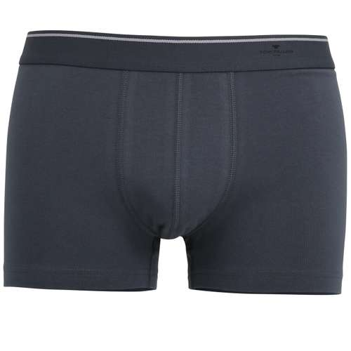 TOM TAILOR Herren Hip Pants grau melange 1er Pack im 0° Winkel