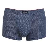 TOM TAILOR Herren Pants blau bedruckt 1er Pack
