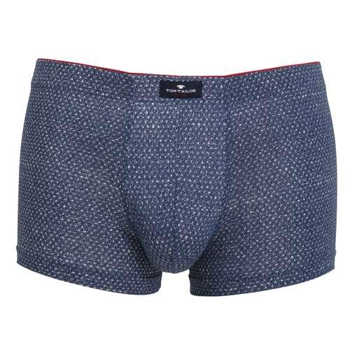 Bild von TOM TAILOR Herren Pants blau bedruckt 1er Pack 0° Ansicht