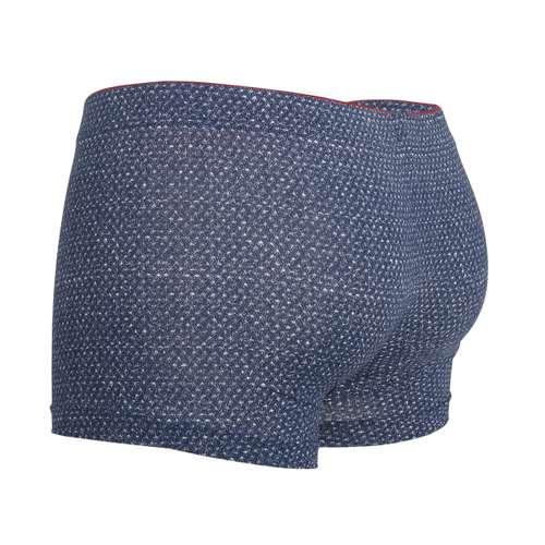 Bild von TOM TAILOR Herren Pants blau bedruckt 1er Pack 120° Ansicht