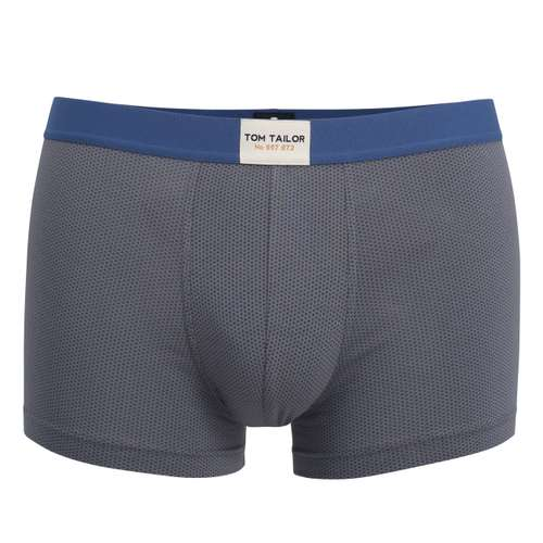 TOM TAILOR Herren Pants grau minimal 1er Pack im 0° Winkel