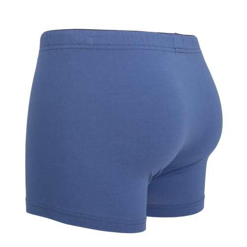 Bild von TOM TAILOR Herren Pants blau uni 1er Pack 120° Ansicht
