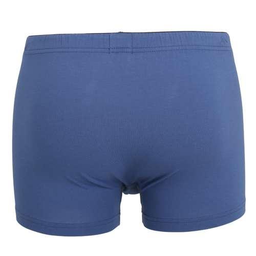 Bild von TOM TAILOR Herren Pants blau uni 1er Pack 180° Ansicht